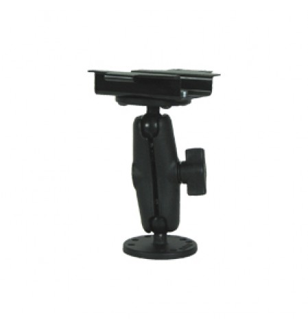 RT43 Mount, Round Base with Bracket for FieldPro Series Printers
