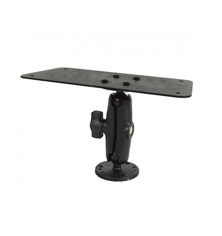 Interceptor 800 Round Base Mount with Bracket