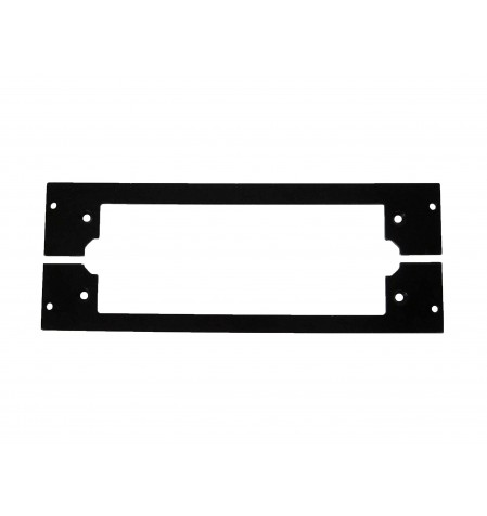 VehiclePro 400 D&R Electronics Console Plate